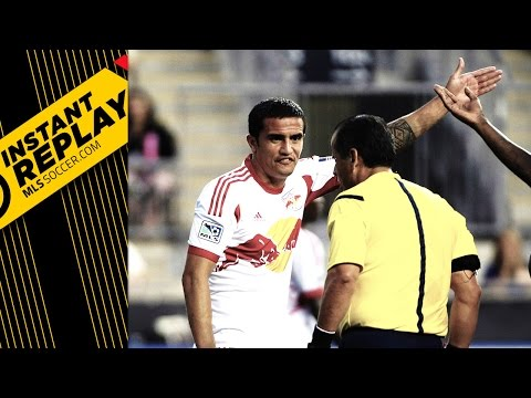 Tim Cahill's red card — did he deserve it? | Instant Replay