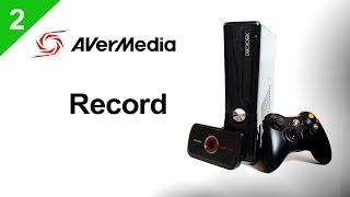 Record XBOX 360 Gameplays with AVerMeida LGP Lite