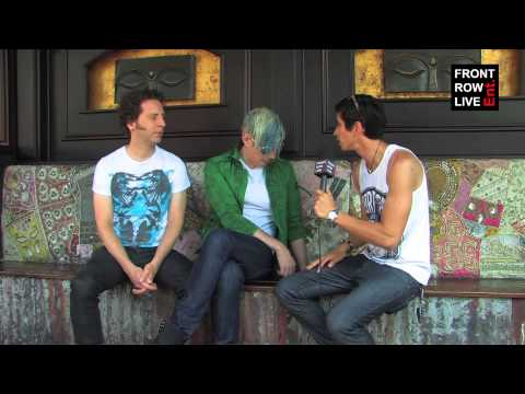 Marianas Trench interview w/ Robert Herrera