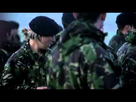 Royal Navy Officer training