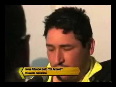 PRESENTAN A SICARIOS DE MASACRES EN CIUDAD JUAREZ