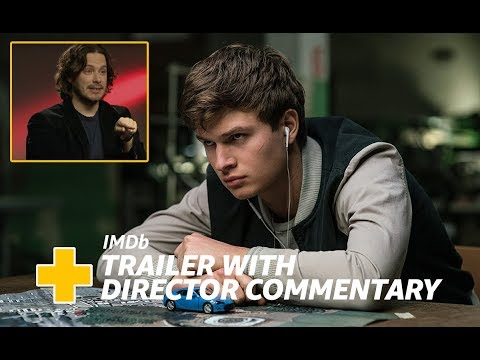 'Baby Driver' (2017) Easter Eggs & Commentary With Director Edgar Wright | IMDb EXCLUSIVE