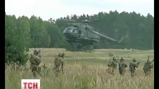 НАТО проводить військові навчання в кількох країнах одразу - (видео)