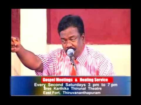 Malayalam Christian Speech.bro.r.d.sunder Singh.ministry Of Jesus41 video