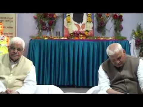 Tujhe Dekh Ke Jane Kya Hua - Surat Bhandara 2013 - Ramashram Satsang Mathura video