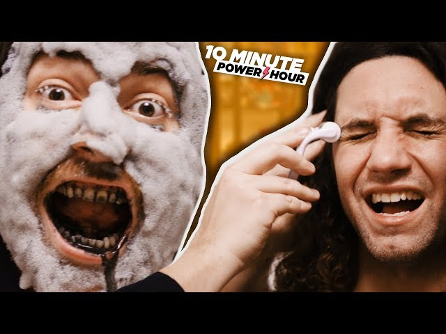 Reviewing the Weirdest Beauty Products! thumbnail
