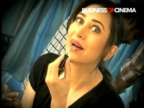 Behind The Scenes: Kelloggs Chocos ad with Karisma Kapoor