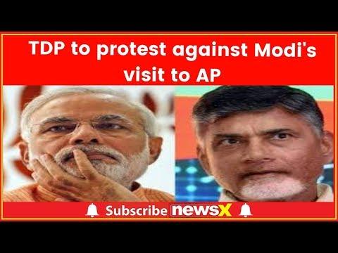 Andhra Pradesh CM Chandrababu Naidu slams PM Narendra Modi
