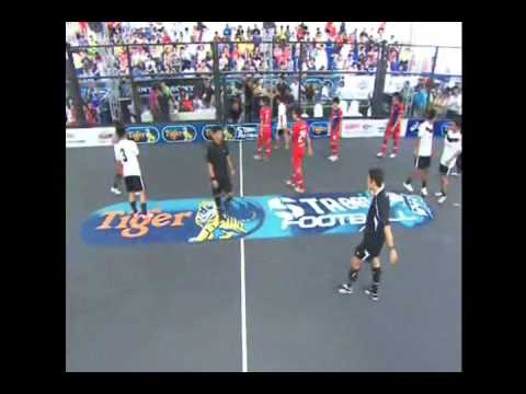 Tiger Street Football Live on ESPN 22/5/2011 (P. 1)