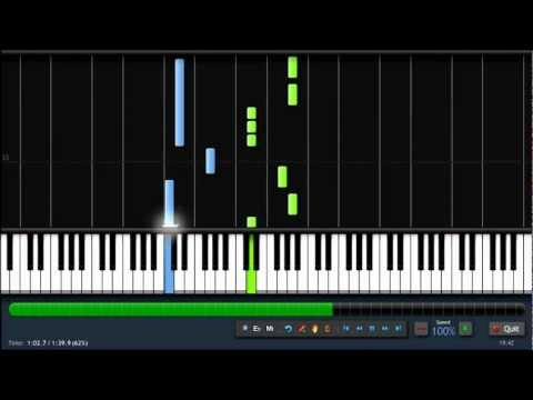Carly Rae Jepsen - Call Me Maybe - Easy Piano Tutorial By Pluta-x (100%) Synthesia + Sheet Music video