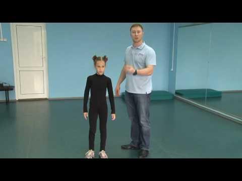 Спиннер-тренажер для фигурного катания (часть 1)