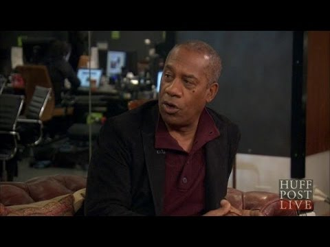 'Scandal' Actor Joe Morton Talks Kerry Washington