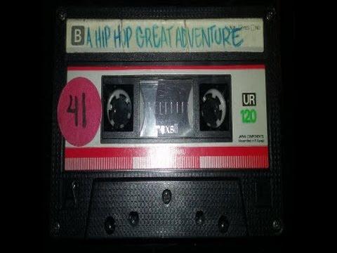 Classic New York Radio - A Hip Hop Great Adventure Side B