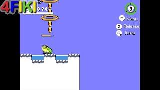 Mario bros se convierte en rana - Nubi Mario 2Dyssey