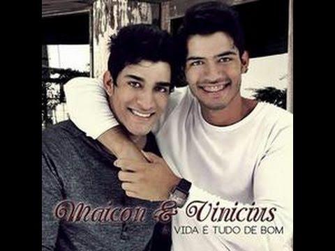 CD COMPLETO - Maycon e Vinicius (Áudio Oficial)