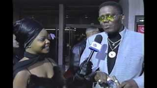 Bernie Mac, Jamie Foxx, Ice Cube  - players club premiere /making of - Classic