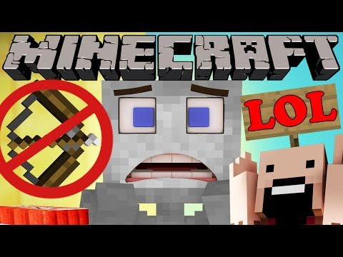 If Skeletons Lost Their Bows - Minecraft