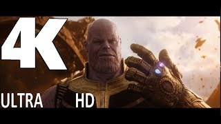 [4k] AVENGERS INFINITY WAR Trailer  4K UHD ULTRA HD