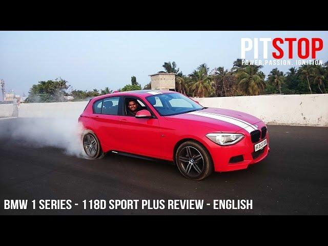 BMW 1 Series - 118d Sport Plus Review - English