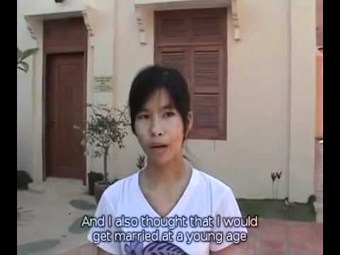 Cambodian Girl Overcomes Hardships video