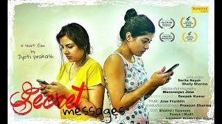 Webseries Vol-11Secret Messages | Shalini I Tasneem | Pawan | Mudit | Short Film by Jyotiprakash