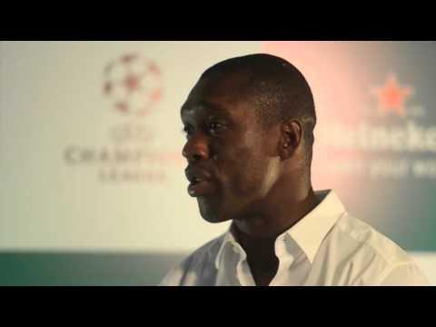 """""""James debe tener paciencia y trabajar con determinación"""": Clarence Seedorf"""