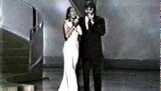 1999 Oscars The Prayer Celine Dion Josh Grobon