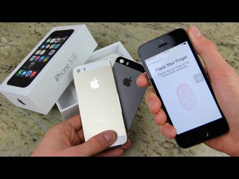 New iPhone 5S Unboxing: 5s Hands-on iPhone Review & Giveaway