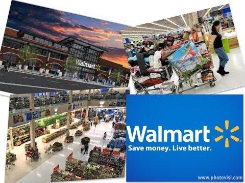Zycie w USA: Sklep Walmart + porownaie cen kosmetykow