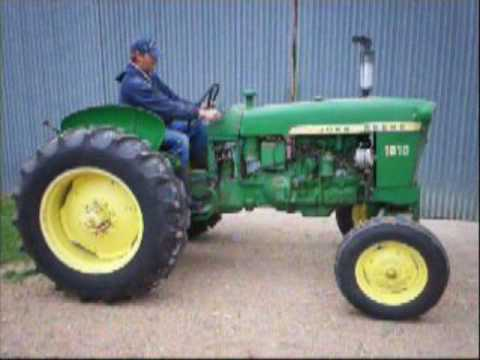 John Deere 1010 Gas Tractor -For SALE Gainesville. TX $4.400