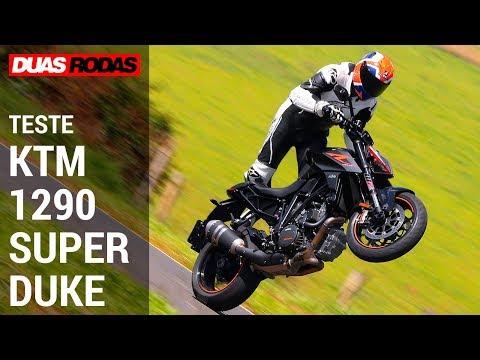 TESTE: KTM 1290 SUPER DUKE R