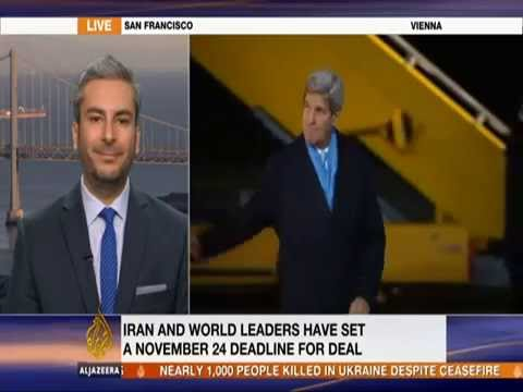 Arash Aramesh on Iran Nuclear Talks in Vienna (AlJazeera English)
