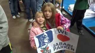 WE LOVE JABARI PARKER!!