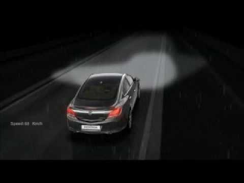 Opel Insignia Lights