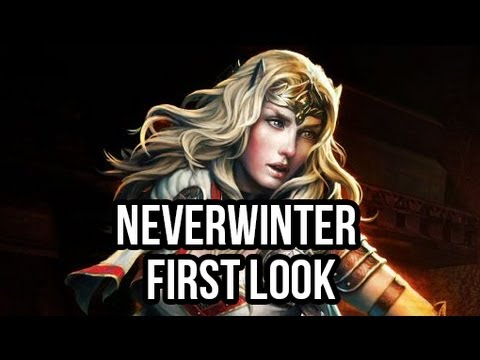 NeverWinter (Free MMORPG): Watcha Playin'? Gameplay First Look