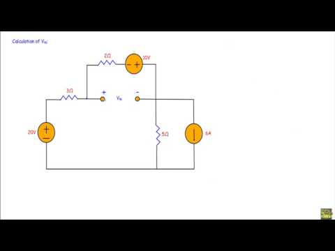 Maximum Power Transfer Theorem : Example 2 (easy solution)