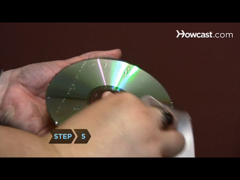 How to Clean CDs