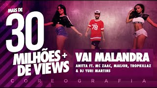 download musica Vai Malandra - Anitta ft Mc Zaac Maejor Tropkillaz & DJ Yuri Martins Coreografia FitDance TV