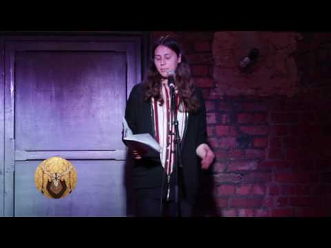 Flora Martyr - I'm Only a Poet Because Females Shouldn't Rap - Spoken Word Poetry