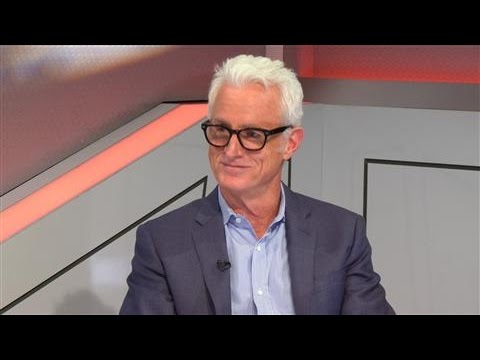 John Slattery on 'Veep', 'Spotlight' and Treatment of Hearing Loss