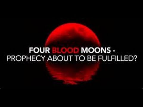 October 8 2014 Breaking News 2nd of four 4 Blood Moons Bible Prophecy about to be fulfilled