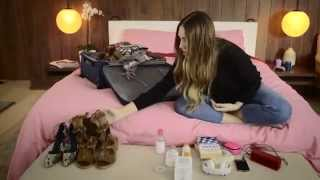 Amber Le Bon: Packing for Ibiza with Topshop