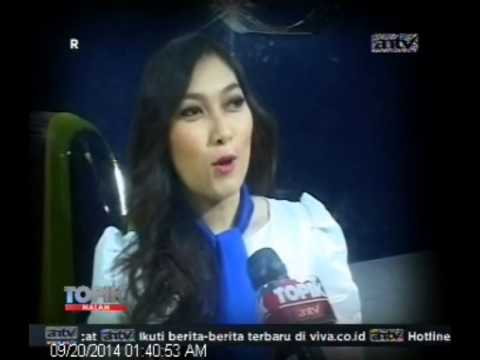 [ANTV] TOPIK Perempuan Cantik Di Pameran Motor Show 2014
