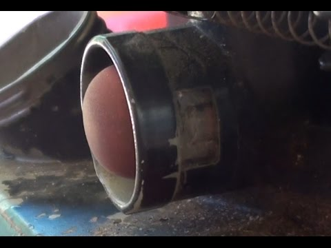 How to Replace Primer Bulb for Rover Lawn Mower