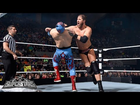 Sin Cara vs. Curtis Axel: WWE Superstars, November 20, 2014