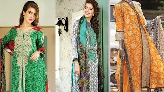 Latest Spring Summer Dresses Collections 2018