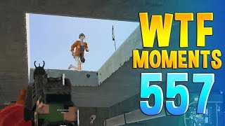 PUBG WTF Funny Daily Moments Highlights Ep 557