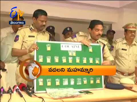 Telangana | 13th August 2018 | 360 | 1 PM | News Headlines