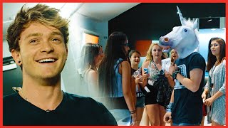 Download Lagu The Vamps - Connor's Unicorn Prank on Shawn Mendes - The Vamps Takeover Ep 6 Gratis STAFABAND