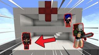 ซ่อนแอบฆาตกร! ที่โรงพยาบาลสุดหลอน!! (Minecraft ซ่อนแอบตัวเล็ก)